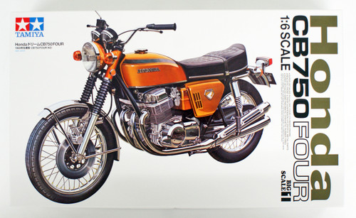 Tamiya 16001 Honda CB750 FOUR 1/6 Scale Kit