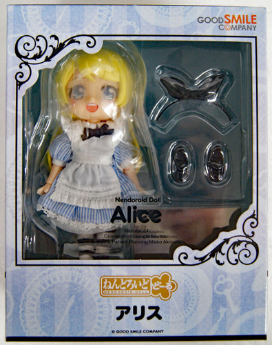 Good Smile Nendoroid Doll Alice