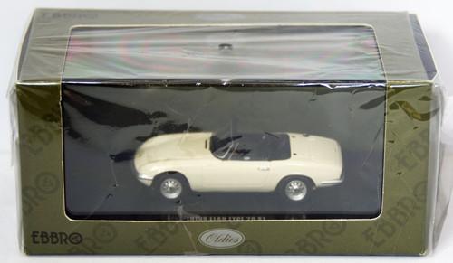 Ebbro 44162 Lotus Elan Type 26 S1 (White) 1/43 Scale