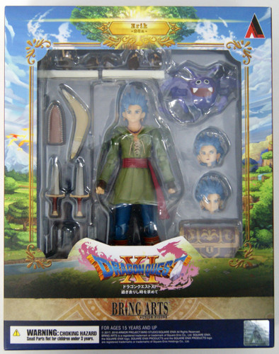 Square Enix Bring Arts Dragon Quest XI Erik (Camus) Figure