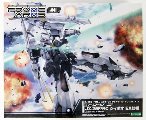 Kotobukiya FA094 Frame Arms JX-25F/RC Jidao EA 1/100 Scale