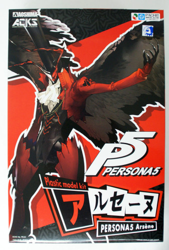 Aoshima 99360 ACKS PE-01 Persona 5 Arsene Non-scale kit