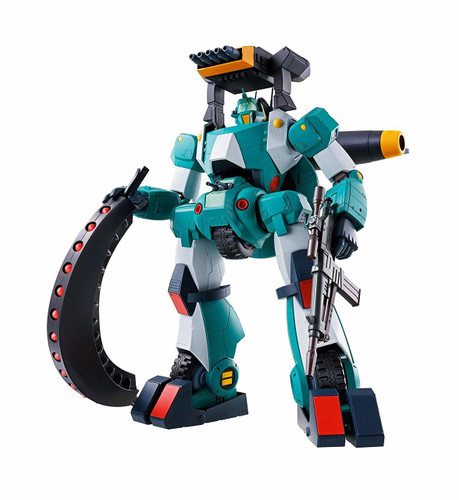 Bandai HI-Metal R Combat Mecha Xabungle Walker Gallia Figure