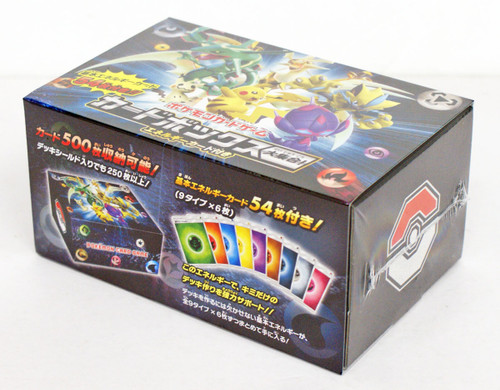 Pokemon Card Game Card Box Pokemon All Gathering! (w/ Energy Card) 226682