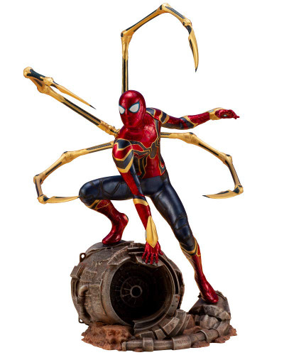 Kotobukiya MK268 ARTFX+ Iron Spider 1/10 Scale Figure (Avengers Infinity War)