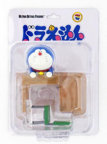 Medicom UDF-396 Ultra Detail Figure Fujiko F. Fujio Series 11 Doraemon All the Way from the Future