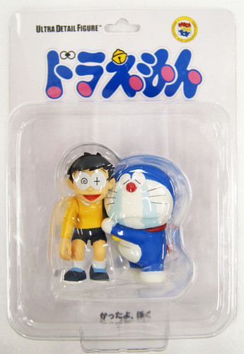 Medicom UDF-397 Ultra Detail Figure Fujiko F. Fujio Series 11 Doraemon I Won