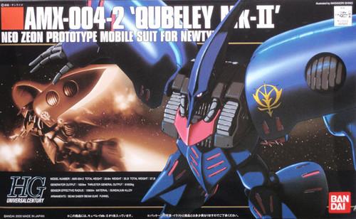 Bandai HGUC 011 Gundam AMX-004-2 QUBELEY Mk-II 1/144 Scale Kit