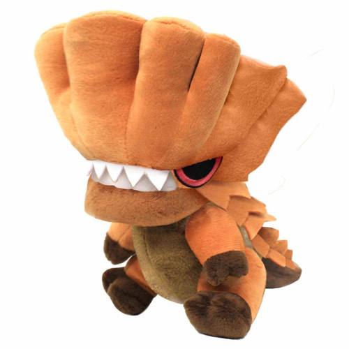 Capcom Monster Hunter World Barroth Stuffed Plush Toy