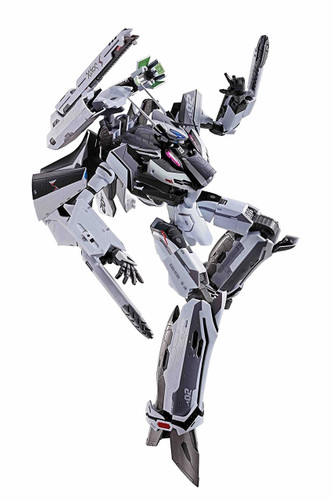 Bandai DX Chogokin VF-31F Siegfried Movie Ver. (Messer Ihlefeld / Hayate Immelmann Use) Figure