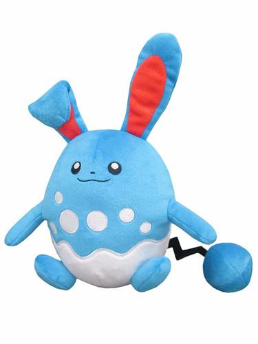 San-ei Plush Doll Pokemon All Star Collection Plush: Azumarill (Marilli) [S] TJN