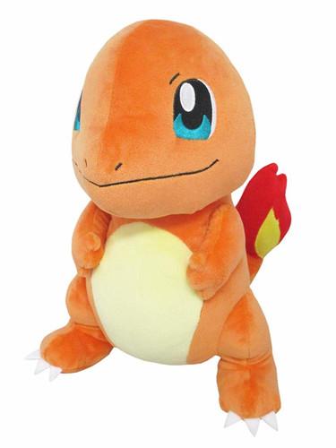 San-ei Pokemon ALL STAR COLLECTION 9 Plush Doll Charmander (M)