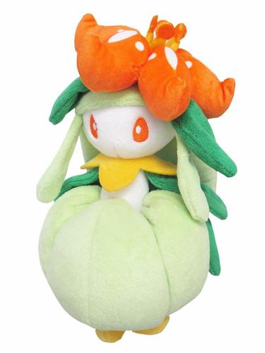 San-ei Pokemon ALL STAR COLLECTION 9 Plush Doll Lilligant (S)