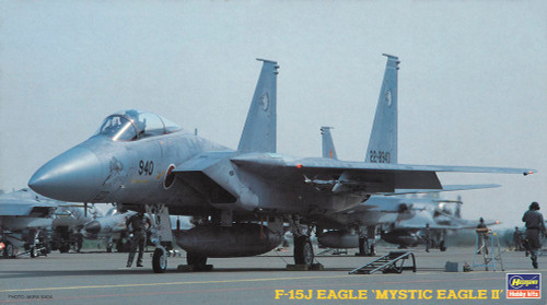 Hasegawa 02290 F-15J Eagle 'Mystic Eagle II JASDF' 1/72 Scale kit