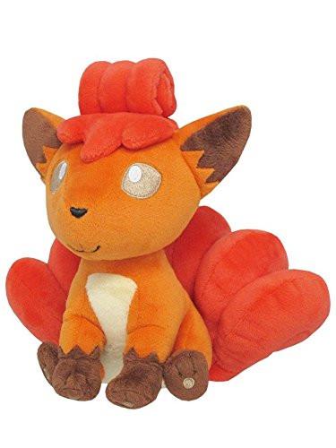 San-ei Plush Doll Pokemon All Star Collection Plush: Vulpix [Small] TJN