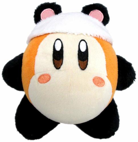 San-ei Plush Doll Star Kirby Animal Waddle Dee Panda TJN