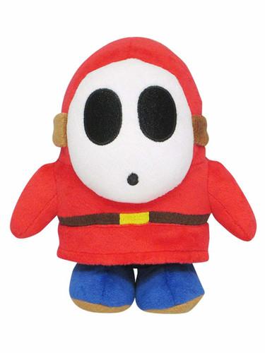San-ei Plush Doll Super Mario All Star Collection Shy Guy Plush Small TJN
