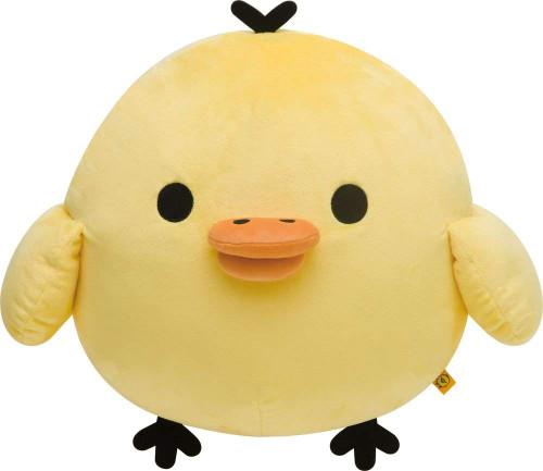San-X Plush Doll Rilakkuma Kiiroitori (Yellow Bird) Size L TJN