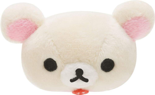San-X Plush Doll Rilakkuma Puchi Mochi Pettan Korilakkuma TJN