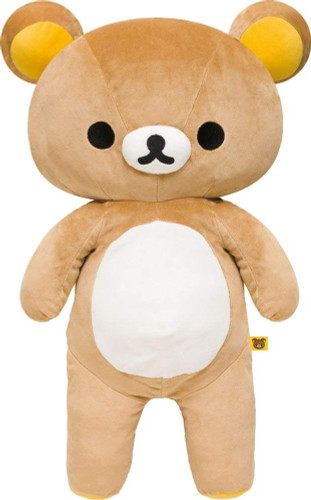 San-X Plush Doll Rilakkuma Rilakkuma Size L TJN