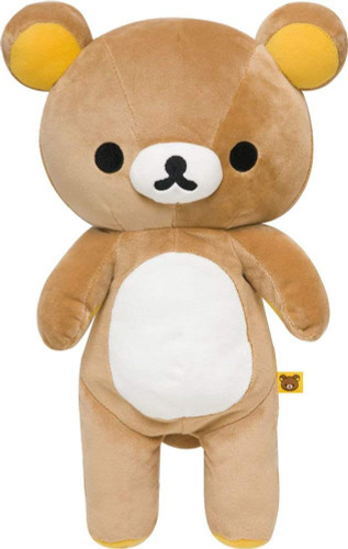 San-X Plush Doll Rilakkuma Rilakkuma Size M TJN