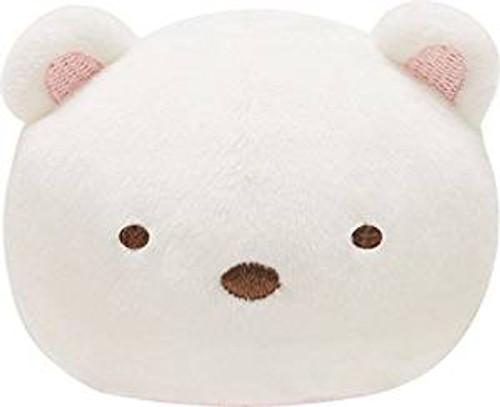 San-X Plush Doll Sumikko Gurashi Squishy Series Hand Sized Pola Bear TJN