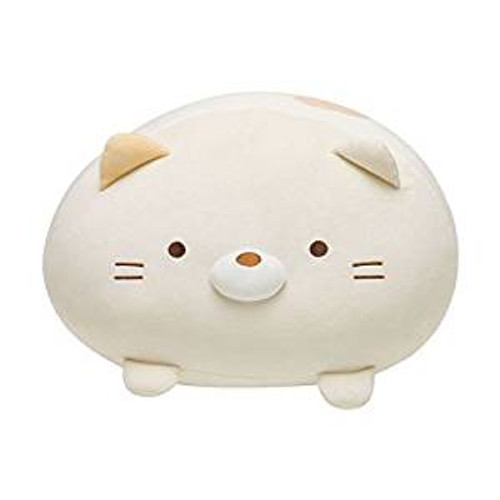 San-X Plush Doll Sumikko Gurashi Super Squishy Daifuku Cat S TJN