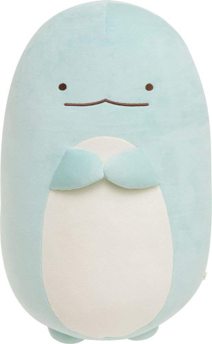 San-X Plush Doll Sumikko Gurashi Super Squishy Hugging Doll Lizard TJN