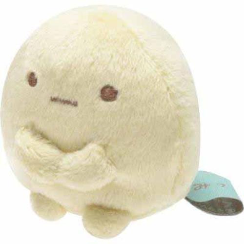 San-X Plush Doll Sumikkogurashi Here I Settle Tapioca (Yellow/Pink) TJN