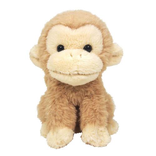 Sun Lemon Plush Doll fluffies Monkey Beige Small TJN