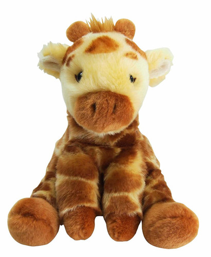Sun Lemon Plush Doll Nadekko-Zoo Giraffe TJN