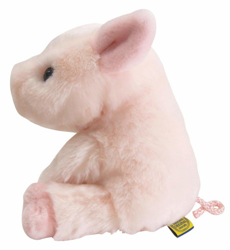 Sun Lemon Plush Doll Nadekko-Zoo Pig TJN