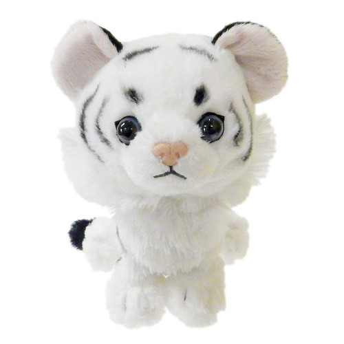 Sun Lemon Plush Doll Playries Baby Tiger White Small TJN