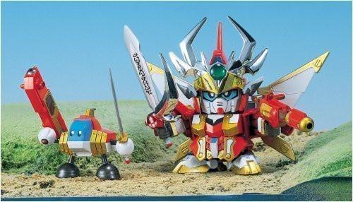 Bandai SD BB 128 Tenchi Gudnam Non-scale Plastic Model Kit