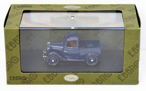 Ebbro 44348 Datsun 17 Truck 1937 (Dark Blue) 1/43 Scale