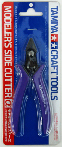 Tamiya 69923 Modeler'S Side Cutter Alpha Purple