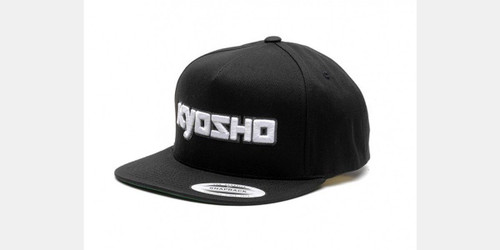 Kyosho KYS011BK Kyosho Snap Cap (Black)