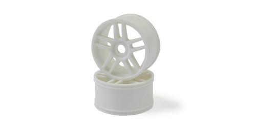 Kyosho IGH005W Wheel(10-Spoke/White/2Pcs)
