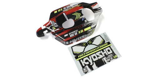 Kyosho IFB114T2 Decoration Body Set (NEO3.0/T2/Red)