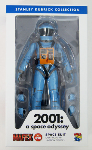 Medicom MAFEX 090 Space Suit Light Blue Version 2001 A Space Odyssey
