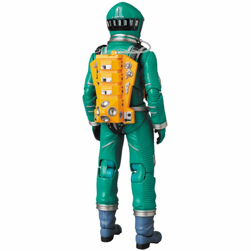 Medicom MAFEX 089 Space Suit Green Version 2001 A Space Odyssey