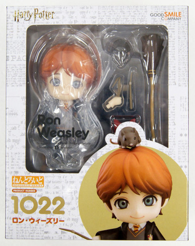 Good Smile Nendoroid 1022 Ron Weasley (Harry Potter)