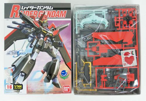 Bandai Gundam Seed 16 Raider Gundam 1/144 Scale Kit