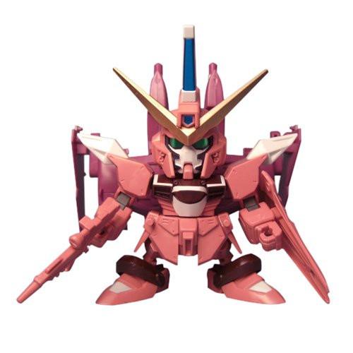 Bandai SD BB 268 Justice Gundam Non-Scale Plastic Model Kit