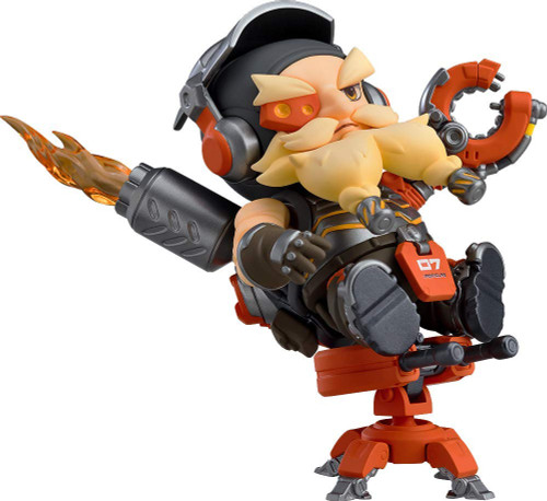 Good Smile Nendoroid 1017 Torbjorn: Classic Skin Edition (Overwatch)