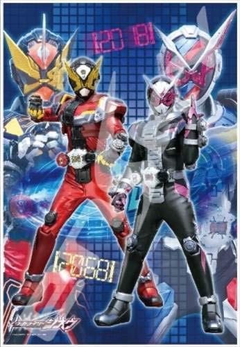 Ensky Jigsaw Puzzle 08-L721 Kamen Masked Rider Zi-O (108 L-Pieces)