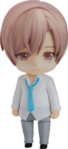 FREEing Nendoroid 1005 Shirotani Tadaomi (TEN COUNT)