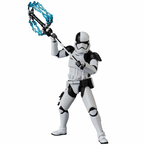 Medicom MAFEX 069 First Order Stormtrooper Executioner Figure (Star Wars The Last Jedi)