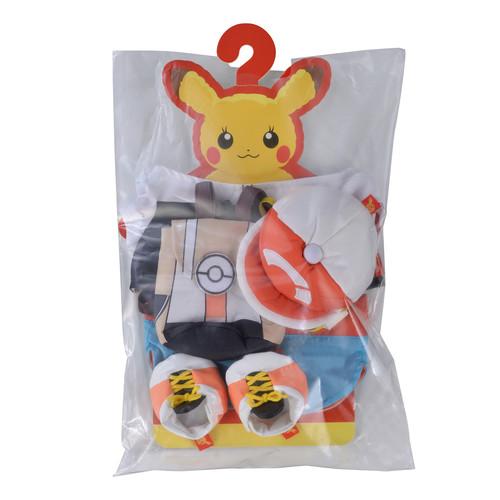 Pokemon Center Original Pikachu's Closet Main Character Costume Set (Female) 1116