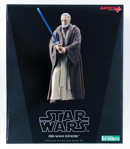 Kotobukiya SW96 ARTFX+ Star Wars Obi-Wan Kenobi 1/10 Scale Figure